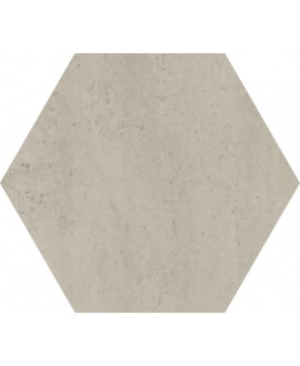 carrelage hexagone domus cenere effet carreau ciment 34.5x40cm