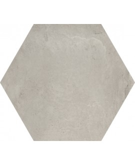 Carrelage hexagone domus grigio effet carreau ciment 34.5x40cm