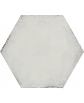 Carrelage hexagone vietri azur 34.5x40cm