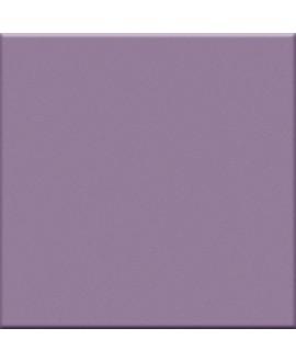 Carrelage violet mat de couleur cuisine salle de bain mur et sol 10X10cm grès cérame émaillé VO lavanda