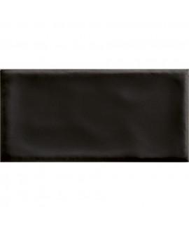 Carrelage materia brillant noir 10X20cm