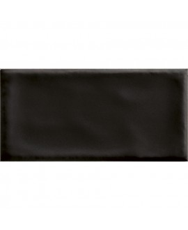 Carrelage materia mat noir 10X20cm