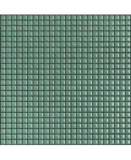 Mosaique brillant apdiva jade 1.2x1.2cm sur trame 30x30cm