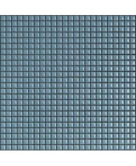 Mosaique brillant apdiva aviationbleu 1.2x1.2cm sur trame 30x30cm