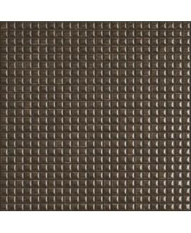 Mosaique brillant apdiva brown 1.2x1.2cm sur trame 30x30cm