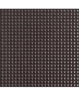 Mosaique brillant apdiva coffee 1.2x1.2cm sur trame 30x30cm