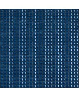 Mosaique brillant apdiva bleuroyal 1.2x1.2cm sur trame 30x30cm