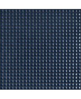 Mosaique brillant apdiva bleufoncé 1.2x1.2cm sur trame 30x30cm