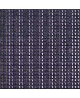 Mosaique brillant apdiva plum 1.2x1.2cm sur trame 30x30cm