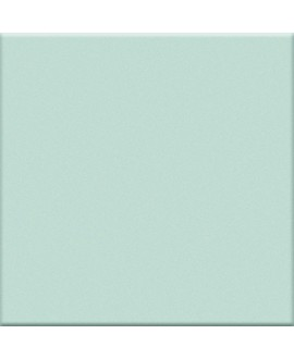 Carrelage bleu lagune brillant cuisine sol et mur salle de bain épaisseur 7mm 10X10cm VO laguna