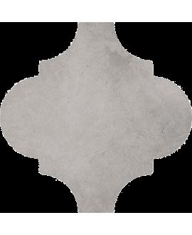 Carrelage arabesque provençal buxton gris 20x20 cm