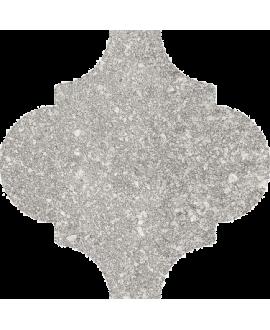 Carrelage arabesque provençal shorne gris 20x20 cm