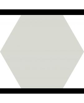 Carrelage hexagone tomette realopal gris 28.5x33cm