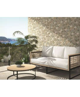Carrelage realscale stone nature mat 30.7x30.7cm
