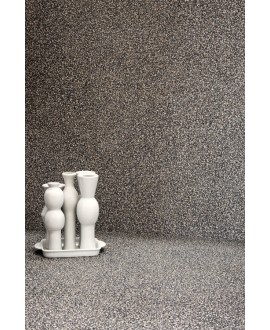 Carrelage santanewdeco dark mat effet terrazzo et granito 60x60cm rectifié