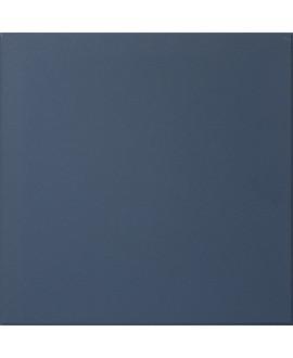 Carrelage W grès cérame vitrifié bleu foncé