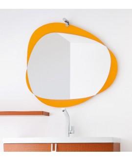 Miroir C orbita 85x78x2.6cm sans éclairage