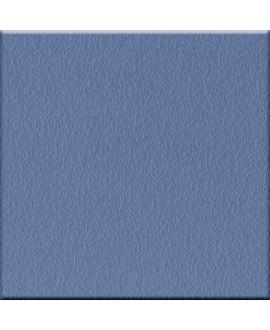 Carrelage antidérapant R11 blu avio 5x5cm sur trame