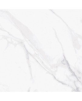 Carrelage émaillé imitation marbre mat 60.8x60.8cm, géofontana