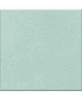 Carrelage antidérapant vert lagon sol douche salle de bain R10 20x20cm 10x10cm 5x5cm sur trame VO RF laguna