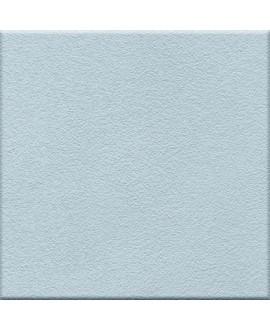 Carrelage antidérapant bleu azur salle de bain douche R10 20x20cm 10x10cm 5x5cm sur trame VO RF azzuro