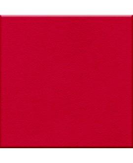 Carrelage antidérapant rouge sol de salle de bain douche 20x20cm 10x10cm 5x5cm sur trame VO RF R10 rouge