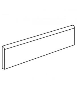 Plinthe geostatuary blanc mat 7.4x60cm