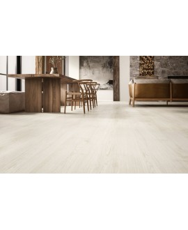 Carrelage santapwood blanc lisse 30x180cm