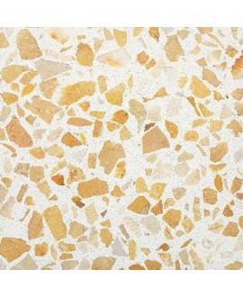 Carrelage ciment terrazzo véritable PP15 40x40cm