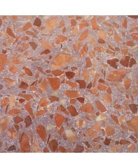 Carrelage ciment terrazzo véritable PP18 40x40cm