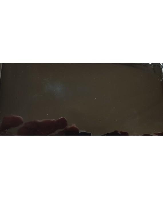 Carrelage imitation zellige DT handmade noir brillant 7.5x15cm