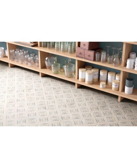 Carrelage patchwork 02 classic imitation carreau ciment 20x20 cm rectifié dans la cuisine