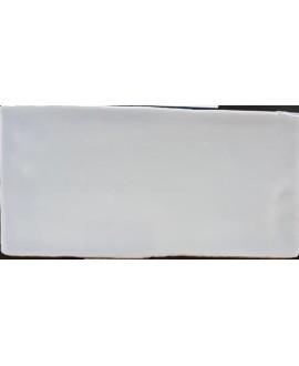 Carrelage DT handmade gris brillant 7.5x15cm