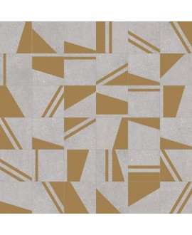Carrelage V kokomo grigio oro 20x20 cm