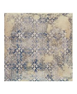 Carrelage imitation pierre ancienne 33x33cm, realantigua beige decor mat