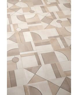 carrelage patchwork ritual décor effet carreau ciment 20x20 cm rectifié