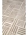 Carrelage patchwork ritual tribal mélangé imitation carreau ciment design 20x20cm rectifié, R10