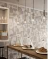 Carrelage patchwork ritual decor imitation carreau ciment contemporain 20x20 cm rectifié, R10