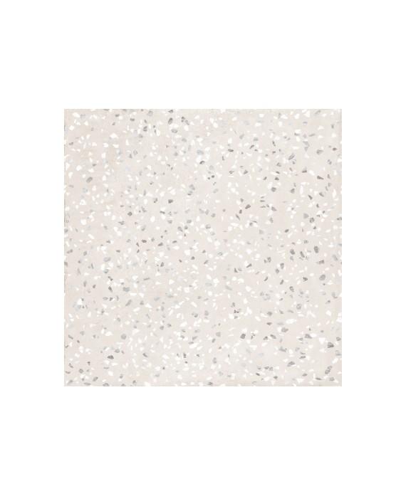 carrelage imitation terrazzo et granito mat 90x90 cm rectifié, santaritual dot light
