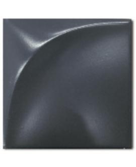 Carrelage 3D mat difeclipse bleu marine 15x15cm