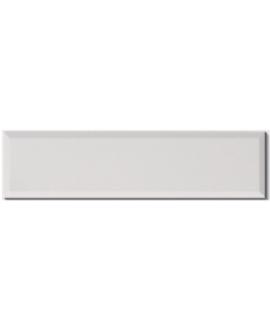 Carrelage métro D gris perle mat 10x40cm