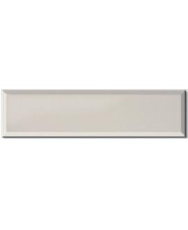 Carrelage métro D ivoire mat 10x40cm