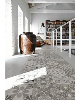 Carrelage V tassel perla effet carreau ciment 20x20cm