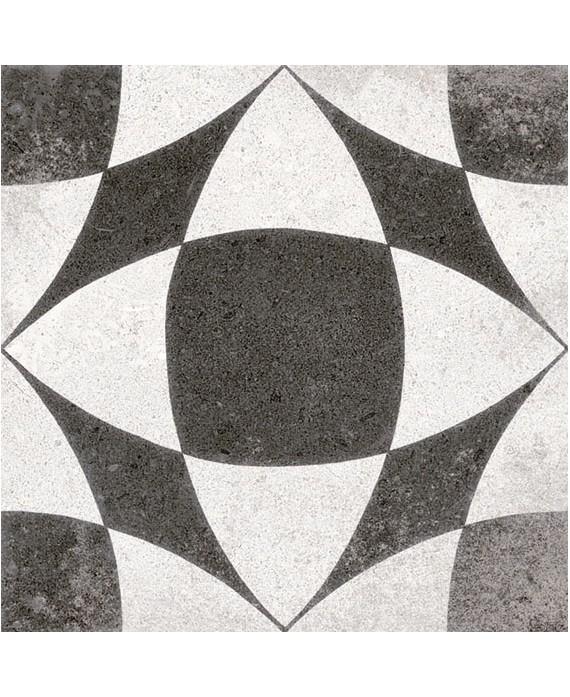 carrelage berkane negro 20x20 cm