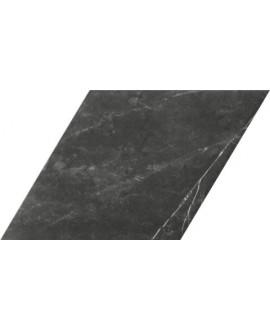 Carrelage diamond realmarquina base imitation marbre noir mat 70x40cm