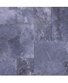 Carrelage opus imitation pierre bleue, D blue stone modular