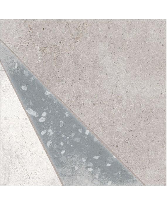 Carrelage imitation carreau ciment multicolor 20x20cm V Osaka multicolor