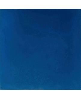 Carrelage ciment veritable bleu marine 20x20cm 90