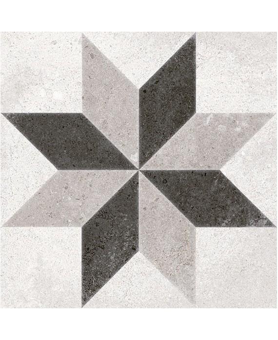 carrelage pukao taito blanco 20x20 cm