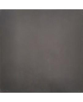 Carreau ciment véritable uni poivre hexagone 20x17.4x1.6cm